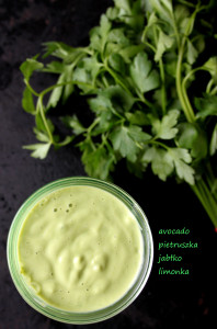 avocado drink