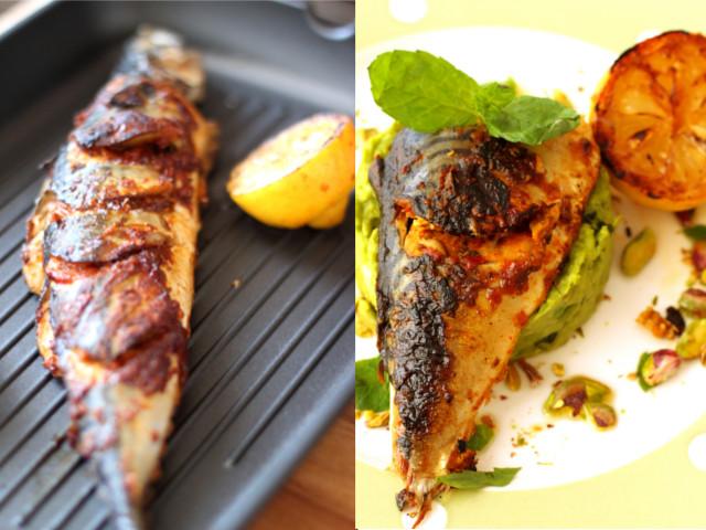 makrela na pure