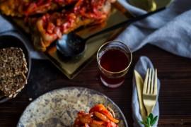 karp w pomidorach