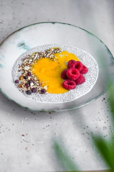 Mango bowl