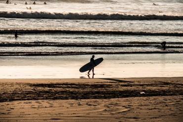 Surfer w Taghazout