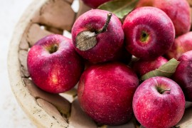 Czerwone jabłuszko