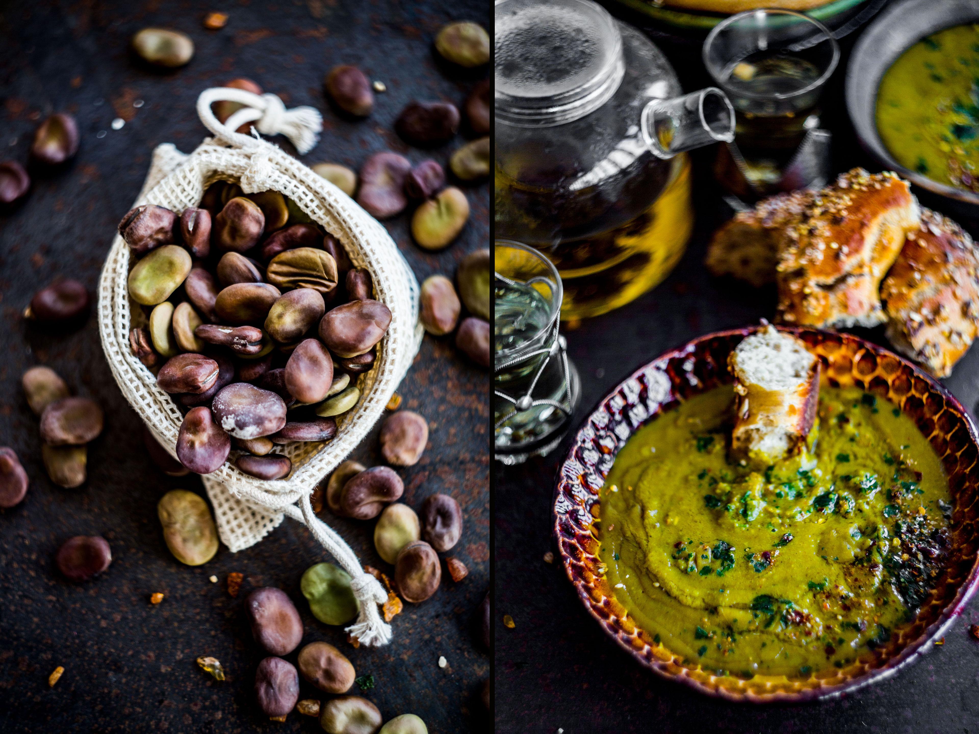 Maroccan soup